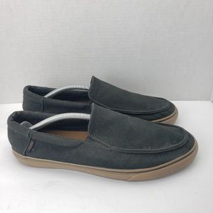 Vans With Brown Sole Slip-On Shoes